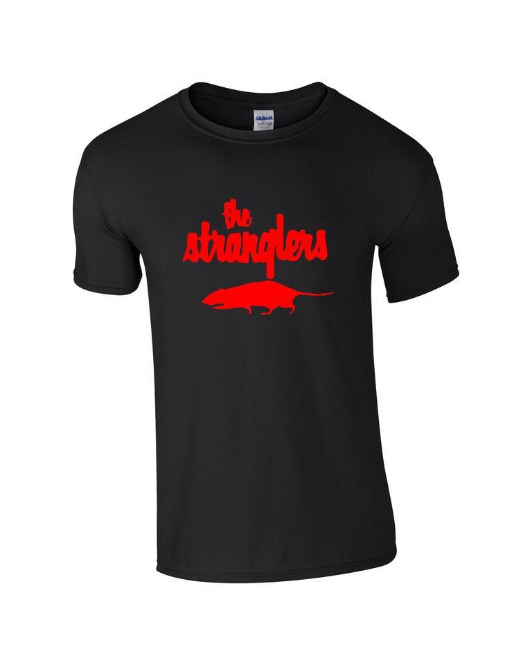 The Stranglers T shirt   Retro Punk Rock Band Music Clash *ALL SIZES