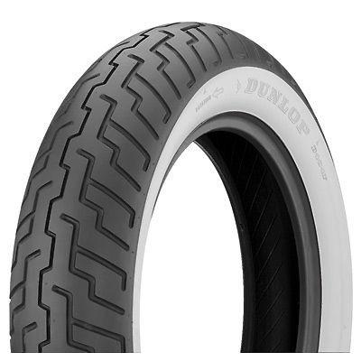 Dunlop Motorcycle Tire in Wheels, Tires