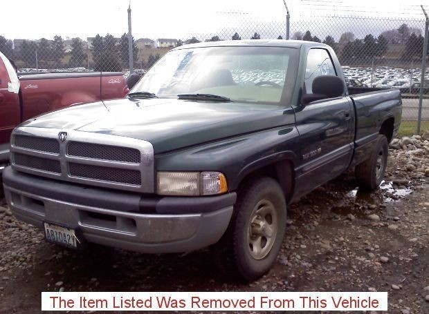 dodge ram rear axle in Transmission & Drivetrain