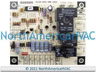 OEM York Luxaire Coleman Heat Pump Defrost Circuit Board 031 09104 000