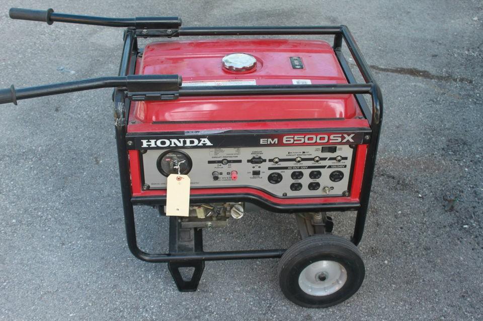 Black Max 4550 Generator Manual