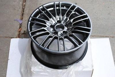 18 M3 Style BMW Hyper Black Wheels Rims E36 E46 E90 E92 E93 M3 All