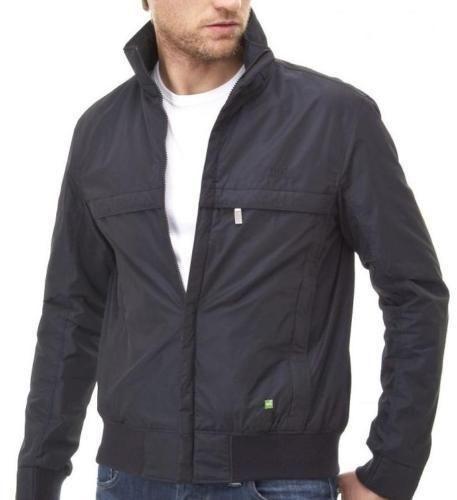 72759867f8b Men Hugo Boss Green Label Golf Jadon 1 Jacket Sz Color. Hugo Boss New Deep Black  Mens Size 42r Quilted Down Jacket Vest