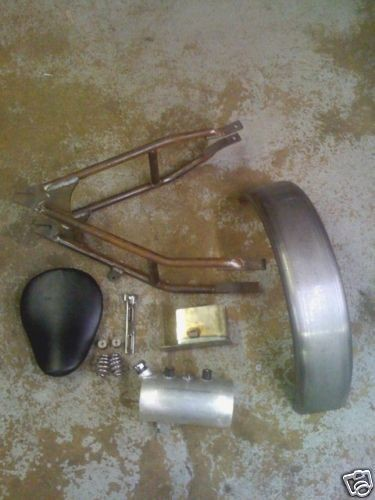Triumph 650 chopper/bobber /custom hardtail kit NEW