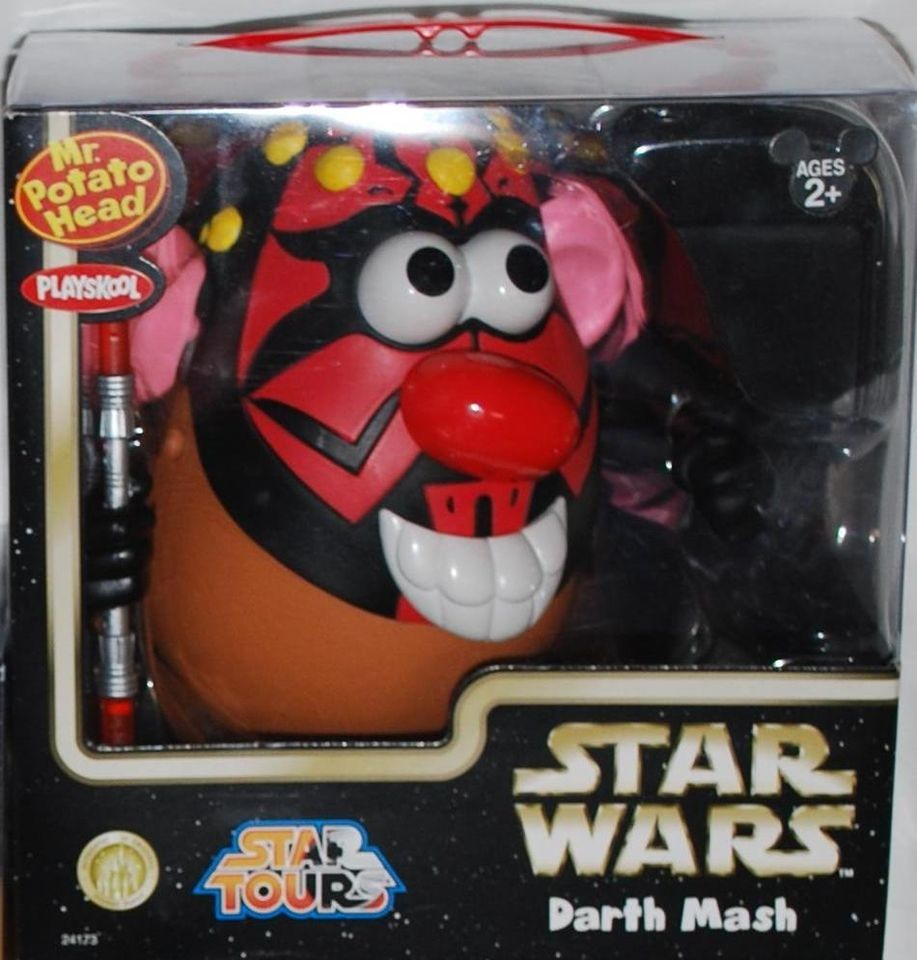 star wars potato head in Toys & Hobbies