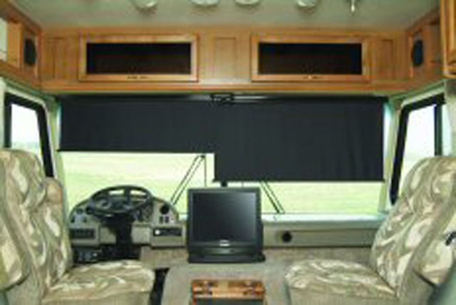 Rv Front Window Curtains Van Window Curtains