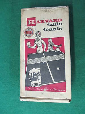 Newly listed Ping Pong Harvard Table Tennis Net and Brackets