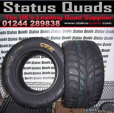 Yamaha Raptor 700 Quad Atv road Legal supermoto tyres maxxis spearz