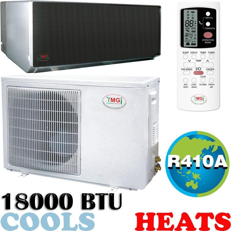 Ductless Mini Split Air Conditioner, Heat Pump   MIRROR  SANYO COMP
