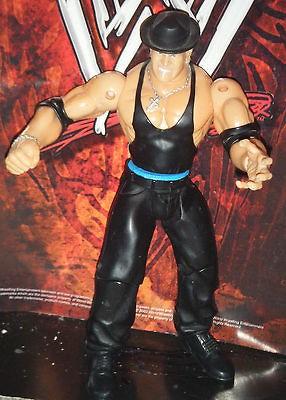 WCW Konnan Wrestling Action Figure Lot WWE Rare WWF NWO Toy Biz
