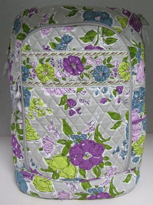 54d0a6daef3b Laptop Backpack Watercolor NWT School Book Travel Gym Bag Tote New
