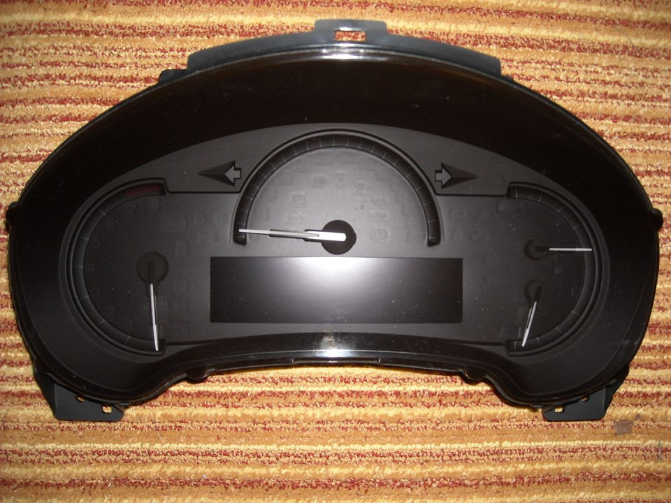 2013 CADILLAC SRX INSTRUMENT SPEEDOMETER DIGITAL DASH GAUGE CLUSTER