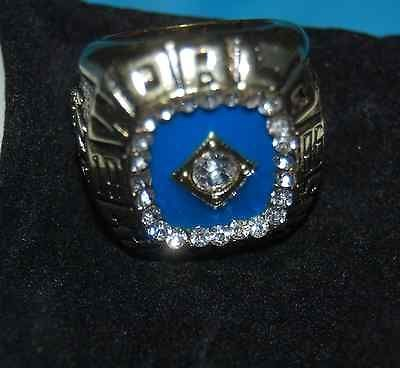 1986 New York Mets World Series Replica Ring Wearable Brand New