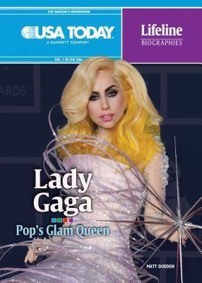 Matt Doeden   Lady Gaga (2012)   Used   Trade Cloth (Hardcover)