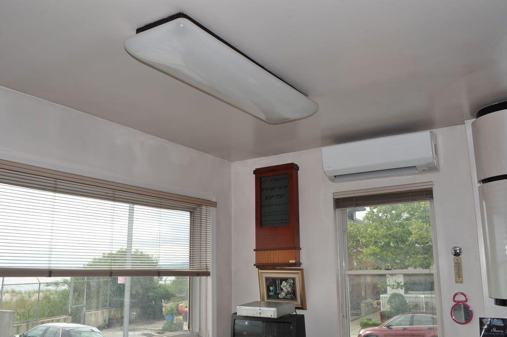 Quaternity Ductless Mini split 12K 24,1 SEER, Heat pump Heating & AC