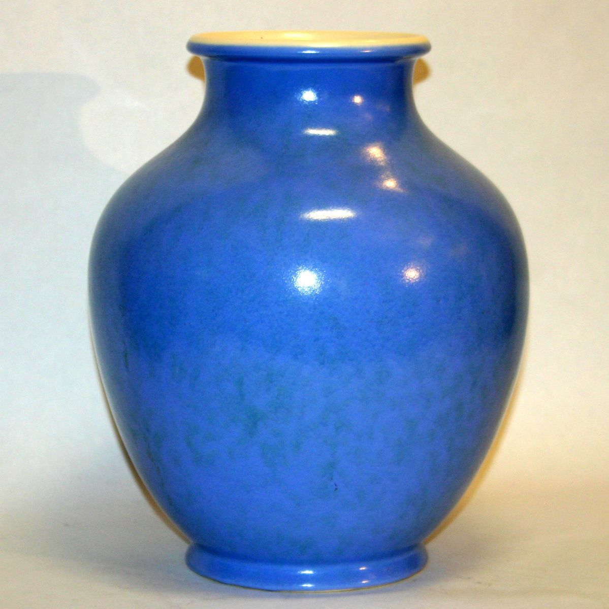 Large Vintage Antique Weller American Art Pottery Arts and Crafts Sky