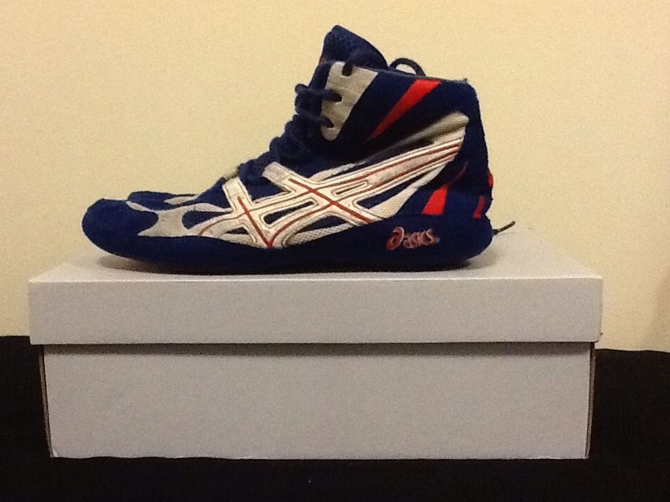 asics tiger ultraflex wrestling shoes