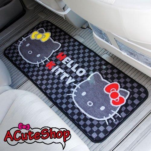 PC Hello Kitty Car Auto Floor Carpet Mat 40 × 100 cm 153 4 x 393