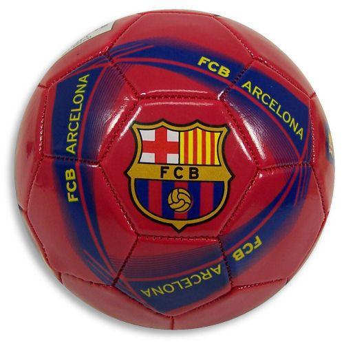 Barcelona Football Club Official Logo Mini Soccer Ball