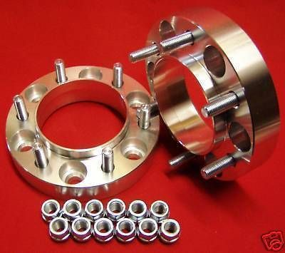 pcs 1.5 WHEELS SPACERS {BILLET} Toyota   Tacoma TRD Hubcentric