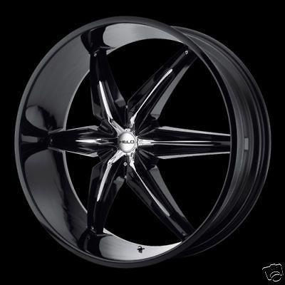 YUKON DENALI F150 HELO 866 20 WHEELS RIMS (Fits Ford F 150 2011