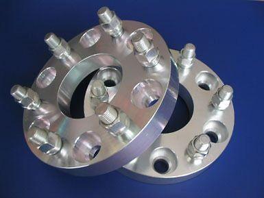 wheel billet adapters 6 lug chevy gmc spacers 1 5