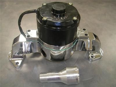 chevy electric water pump bbc 396 454 racing relay kit