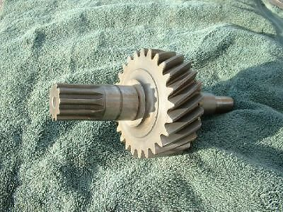 chevrolet gmc np 205 transfer case input gear sm 465