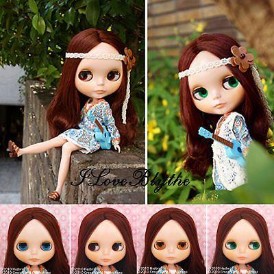 takara 12 neo blythe doll bohemian peace from hong kong