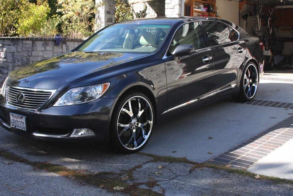 22 asanti AF143 Black Chrome Wheels Rims 3 Piece 4 Continental Tires