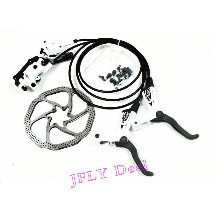 2012 Bicycle Avid Elixir 1 Hydraulic Disc Brakes Set 160 mm HS1 Rotor