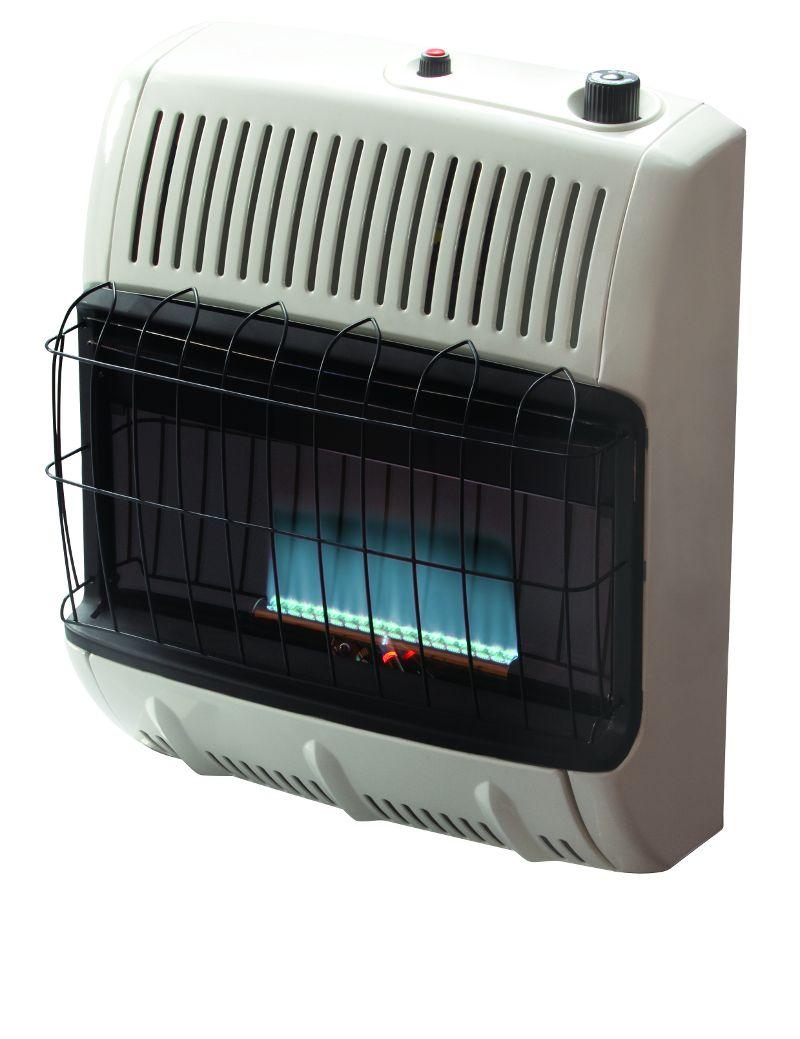 Mr. Heater Natural Gas Blue Flame Heater 20,000 BTU #MHVFB20TBNG