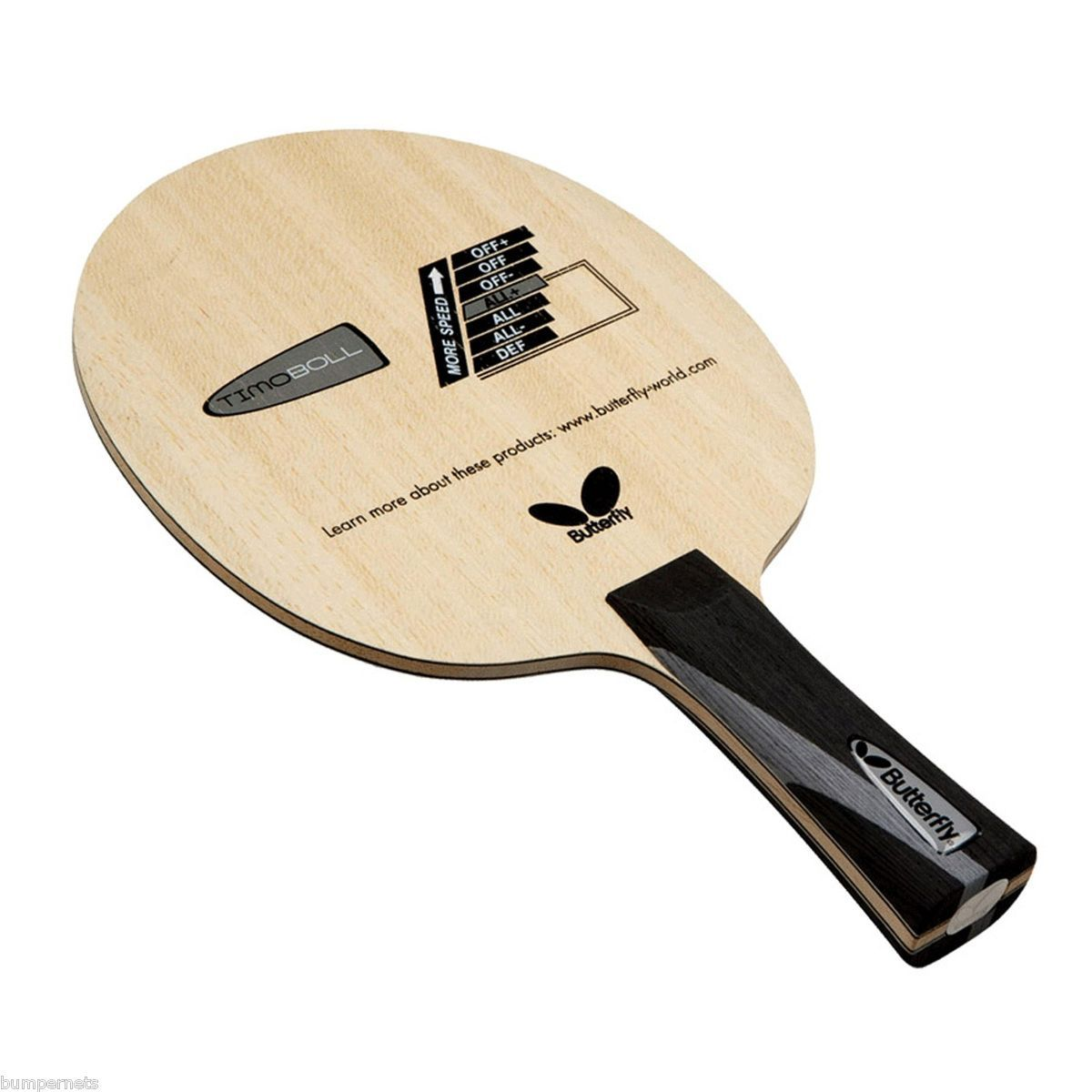 New Butterfly Timo Boll All Table Tennis Blade Custom Paddle Ping Pong