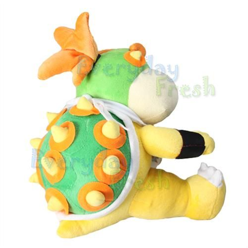 Nintendo Super Mario Bros 12 Bowser Jr Plush Doll Toy