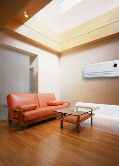 Dual Zone Ductless Mini Split Air Conditioner  16 SEER   9000 x 2 AC