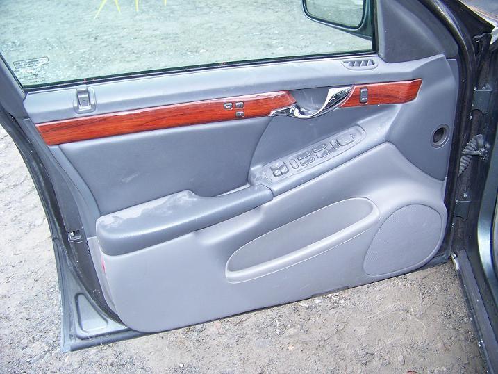 Interior Door Panel Driver Cadillac DeVille 03 04 05