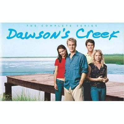 Dawsons Creek The Complete Series DVD 2009 24 Disc Set