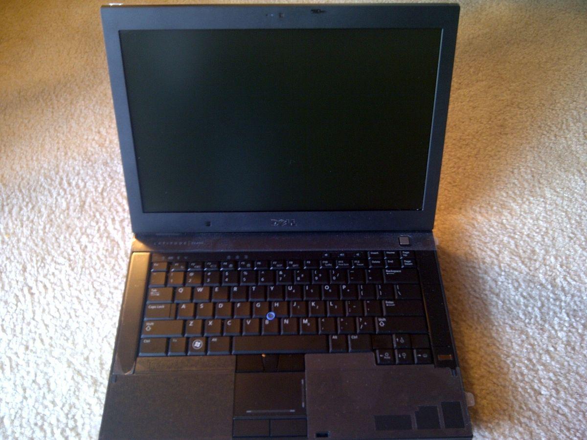 Dell LATITUDE E6400 Laptop Intel Core 2 Duo 4GB RAM 160GB HD