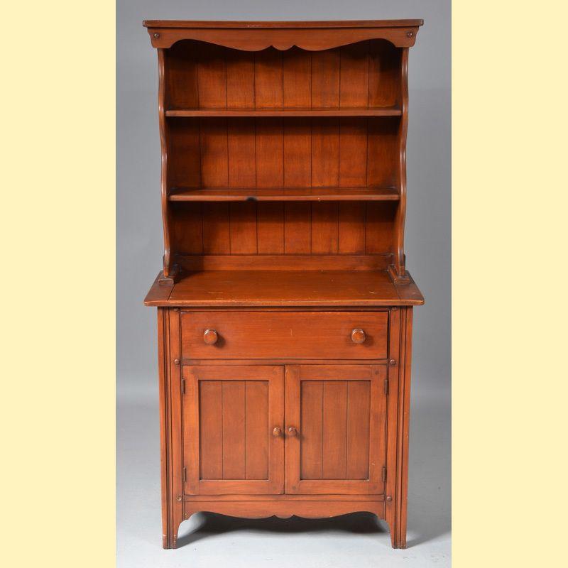 Antique Ebert furniture company, red lion Pennsylvania Cherry China