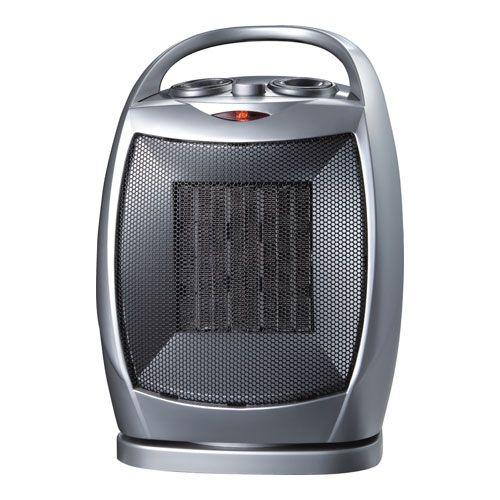 1500W Electric Portable PTC Ceramic Space Heater Dual Heating