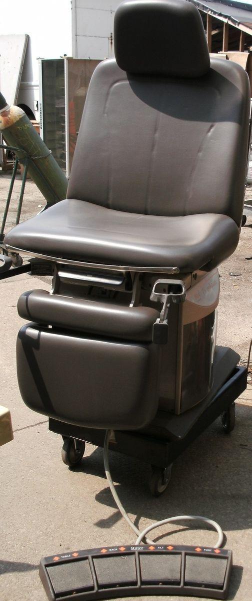 Ritter 75 Evolution Exam Chair