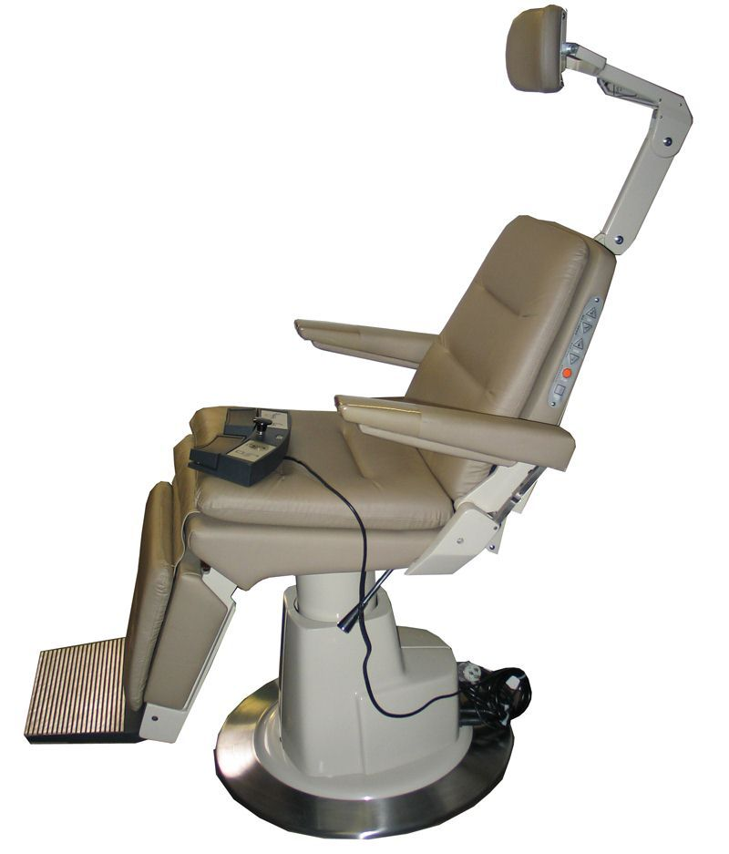 Reliance 980L Full Power Optometry Exam Chair Stand