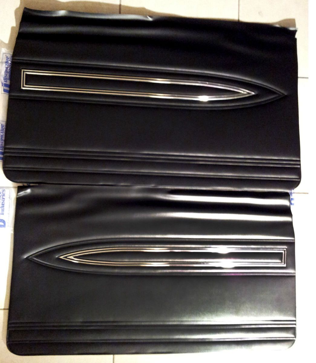 New Pair of Door Trim Panels 1971 Ford Torino GT Fastback Convertible