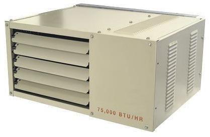 Heater Natural Gas 75 000 BTU Garage Shed or Shop