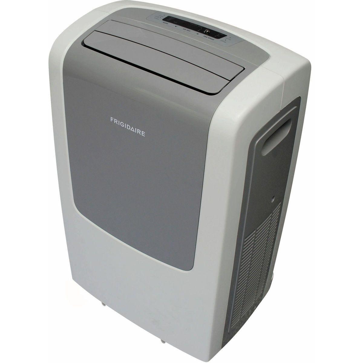 Frigidaire 9 000 BTU Heat Cool Portable Air Conditioner FRA09EPT1