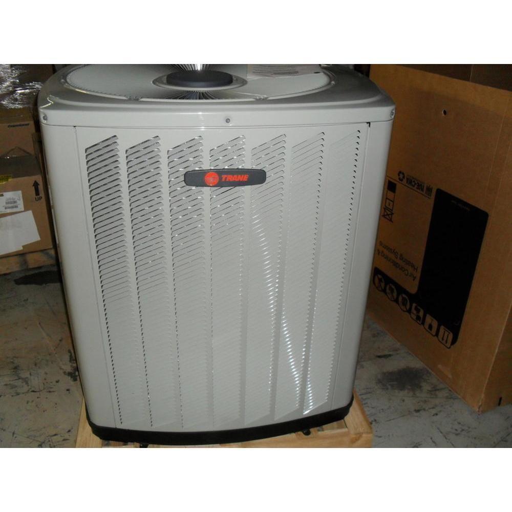 Trane 4TWA3048A4000AA 4 Ton Air Conditioner Heat Pump R 410A 3 Phase