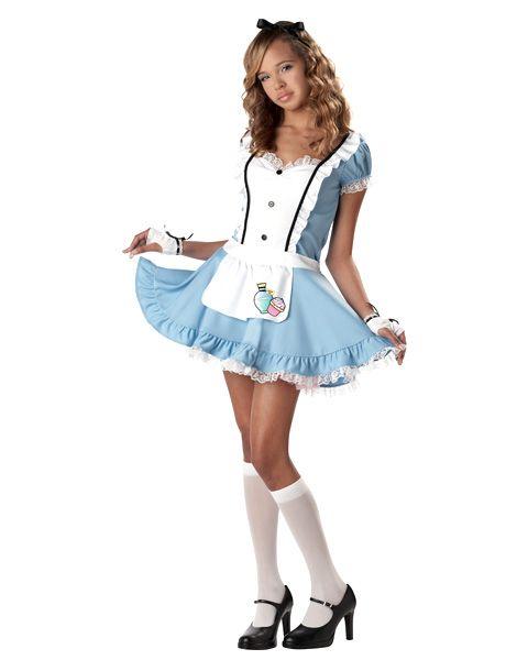 Teen Hello Kitty Tutu Dress Girls Halloween Costume