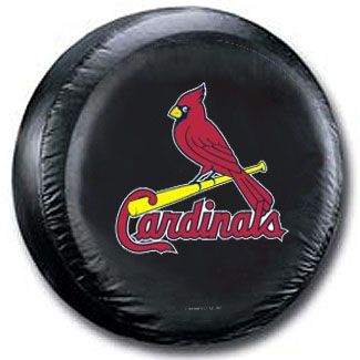 Saint St Louis Cardinals MLB Baseball Spare Tire Cover