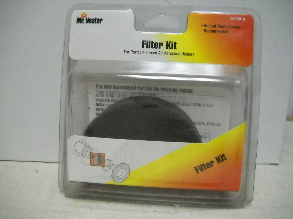 Mr Heater Filter Kit F263014 for Portable Forced Air Kerosene Heaters