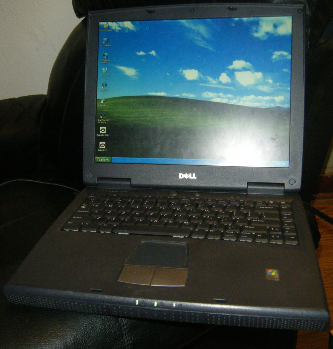 Dell Inspiron 2650 Laptop Notebook
